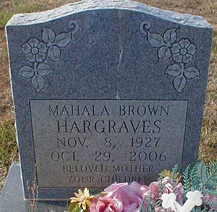 Hargrove Marker Funeral Home